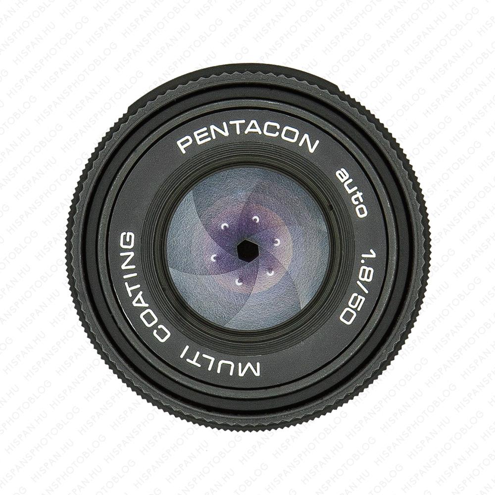 Öreg 50-es nem vén 50-es   vintage optikák tesztje